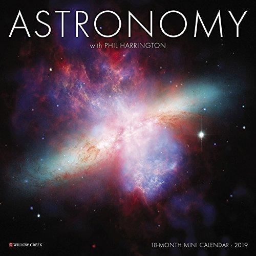 Astronomy Mini 2019 Wall Calendar