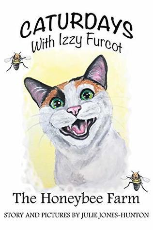 Caturdays With Izzy Furcot by Julie Jones-Hunton