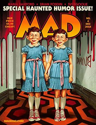 MAD Magazine (2018-) #4 by Various