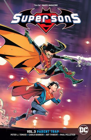 Super Sons, Vol. 3: Parent Trap