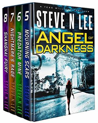 Angel of Darkness Books 05-08 (Angel of Darkness Fast-Paced Action Thrillers Box Sets Book 2)