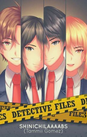 Detective Files File 3