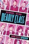 Deadly Class Volume 1: Reagan Youth Media Tie-In