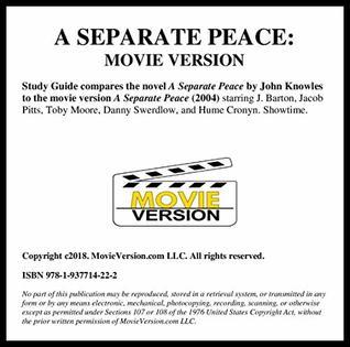 A Separate Peace: Movie Version