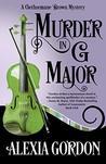Murder in G Major (A Gethsemane Brown Mystery Book 1)