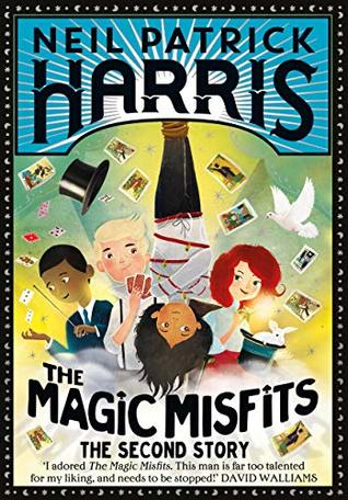 The Magic Misfits 2 by Neil Patrick Harris