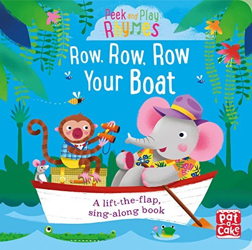 Row, Row, Row Your Boat: A baby sing-along book
