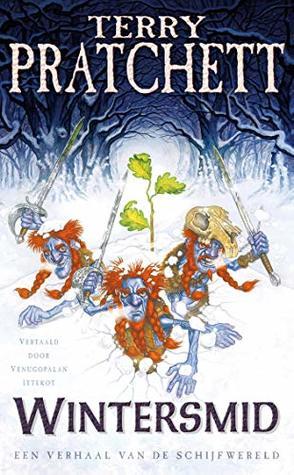 Wintersmid (Schijfwereld Book 35)