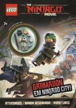 Lego The Ninjago Movie Garmadon em Ninjago City!