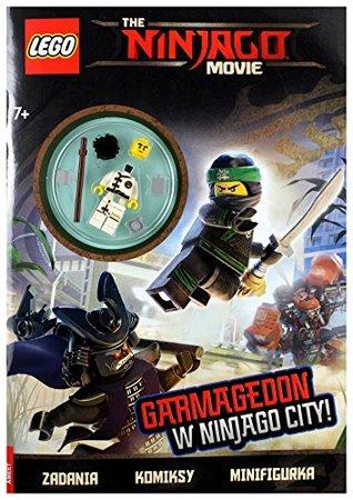 The Lego Ninjago Movie. Garmagedon w Ninjago City!