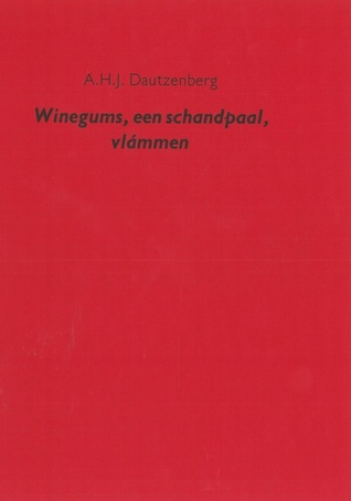 Winegums, een schandpaal en vlámmen