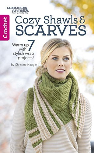 Cozy Shawls & Scarves: Warm Up with 7 Stylish Wrap Projects!