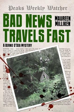 Bad News Travels Fast (Bernie O'Dea #3)