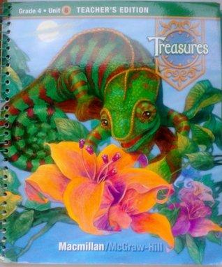 Treasures: A Reading Language Arts Program, Grade 4
