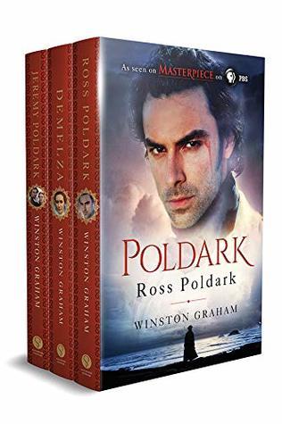 The Poldark Saga: Books 1 - 3