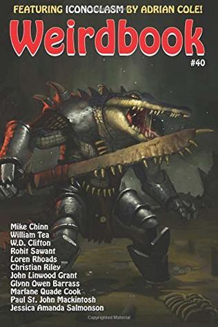 Weirdbook #40