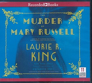 The Murder of Mary Russell by Laurie R. King Unabridged CD Audiobook