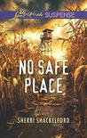 Book cover for No Safe Place
