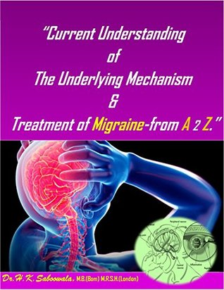 """""""Current Understanding of the underlying Mechanism & Treatment of Migraine- from A to Z."""""""