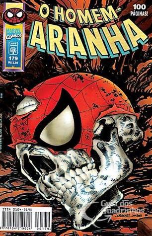 Homem-Aranha 1ª Série - n° 179