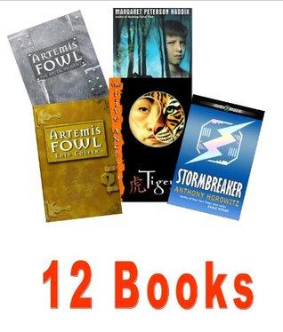 Series Mix Library (Grade 6-8): Among the Hidden; the Five Ancestors (#5-6); Artemis Fowl (#1-2); Alex Rider; Eragon