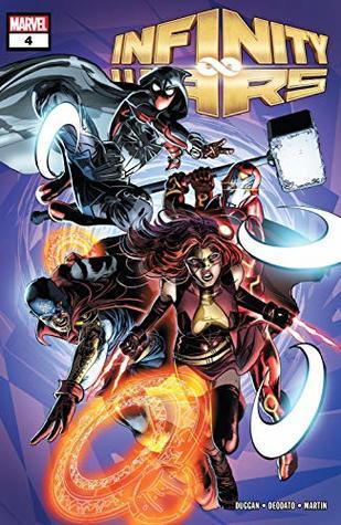 Infinity Wars (2018) #4