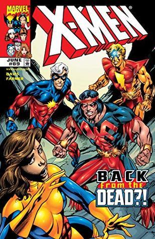 X-Men (1991-2001) #89