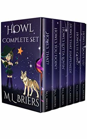 Howl - Complete set - Books 1-6: Paranormal Romantic Comedy