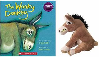 "Wonky Donkey Plush 7"" (sml) Book Set"