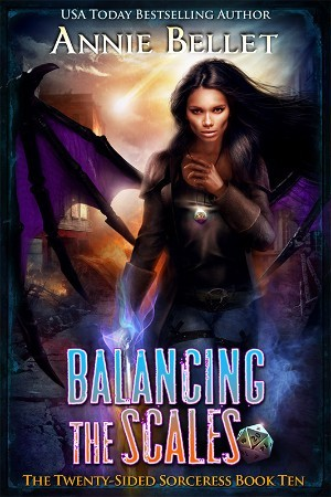 Balancing the Scales (The Twenty-Sided Sorceress, #10)