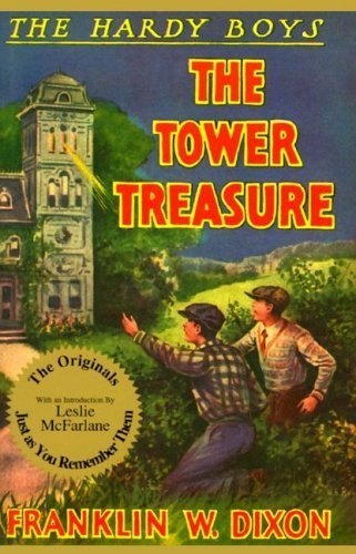 The Tower Treasure (The Hardy Boys, #1)