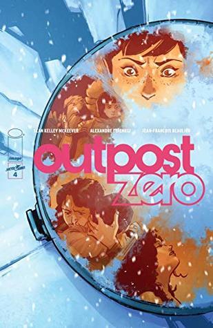 Outpost Zero #4 (Outpost Zero, #4)