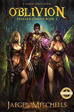 Hazard Online, Book 1  - Jaeger Mitchells