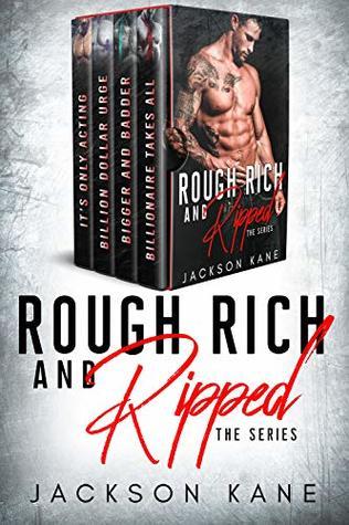 Rough Rich and Ripped: A Billionaire Bad Boy Boxset
