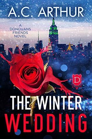 The Winter Wedding: A Donovan Friends Novel (The Donovan Friends Book 8)