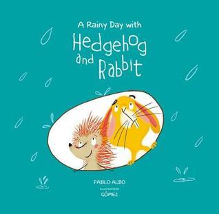 Hedgehog and Rabbit. Discover the Rain