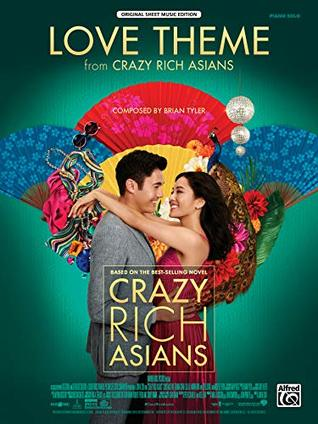 Love Theme from Crazy Rich Asians: Sheet