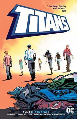 Titans, Vol. 4