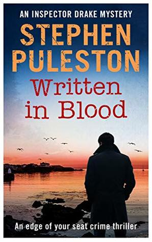 Written in Blood: An edge of your seat crime thriller