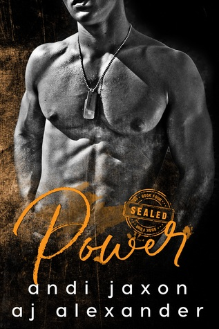 Power (SEAL'ed, #4)