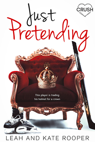 ARC Review: Just Pretending (The Chicago Falcons #3) by Leah & Katie Rooper