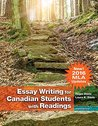 Essay Writing for Canadian Students (MLA Update) Plus MyLab Writing: Composition without Pearson eText -- Access Card Package (8th Edition)
