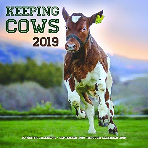 Keeping Cows 2019: 16-Month Calendar - September 2018 through December 2019