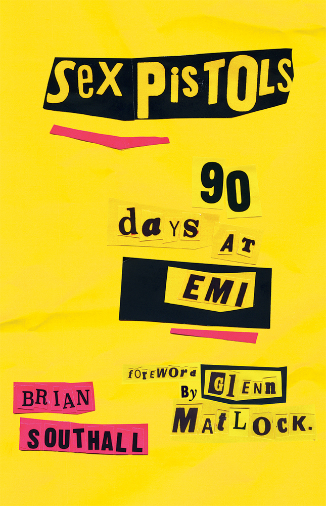 Sex Pistols 90 Days at EMI