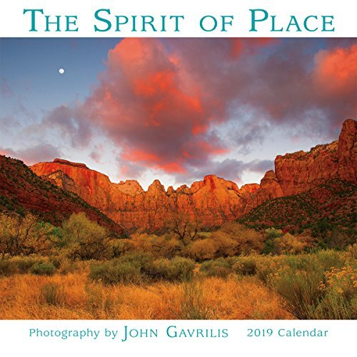 2019 the Spirit of Place Mini Calendar: By Sellers Publishing