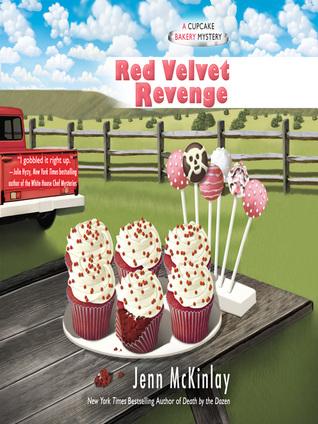 Red Velvet Revenge (Cupcake Bakery Mystery, #4) (Audiobook)