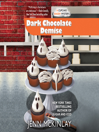Dark Chocolate Demise (Cupcake Bakery Mystery, #7) (Audiobook)