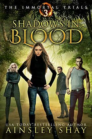 Shadows in Blood