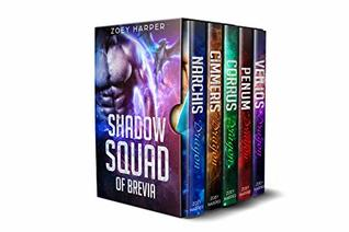Dragons of Brevia: Shadow Squad: A Paranormal Romance Box Set