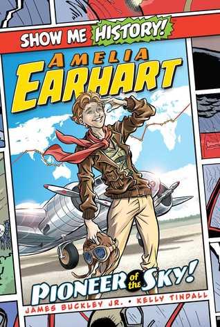 Amelia Earhart by James Buckley Jr.
